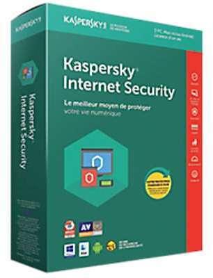 Logiciel Kaspersky Internet