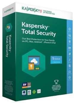 Logiciel sécurité Kaspersky