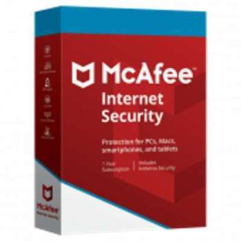 McAfee - Internet Security