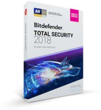 Bitdefender 2018 Total Security