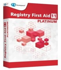 Registry First Aid 11 Platinium