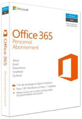 MCROSOFT Office 365 Personnel