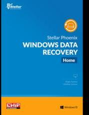 Stellar Phoenix Windows Data