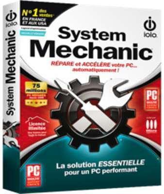 System Mechanic Standard 17