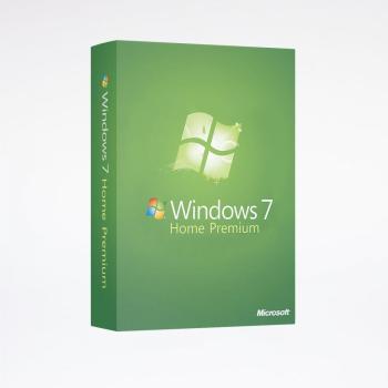 Windows 7 familiale premium
