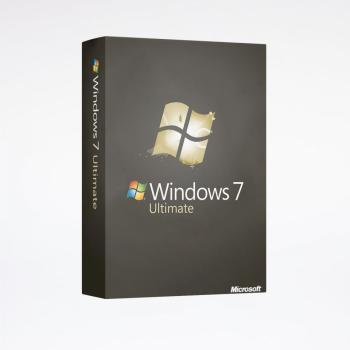 Windows 7 intégrale - Version