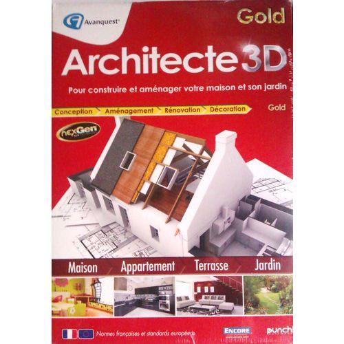 Recherche architecte du guide et comparateur d 39 achat for Architecte 3d gold keygen