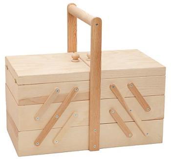 Boîte à couture en bois 40