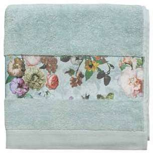 Drap de bain Fleur Vert 70