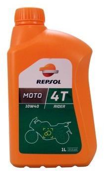 Pneu Repsol Moto Rider 4T