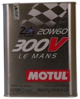 Pneu Motul 300V Le Mans 20W-60