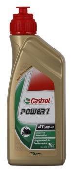 Pneu Castrol POWER 1 4T SAE