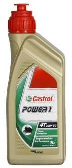 Pneu Castrol POWER 1 4T 20W-50