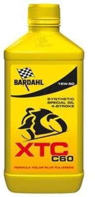 Huile moteur Bardahl XTC C60