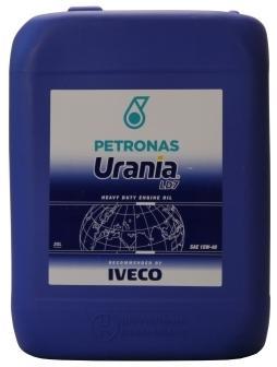 Pneu Urania LD7 15W-40 Huile