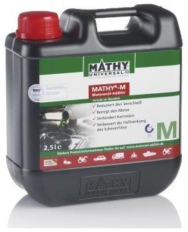 Pneu MATHY M Additif-Huile