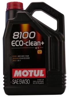 Pneu Motul 8100 Eco-clean