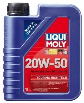 Pneu Liqui Moly TOURING HIGH