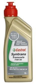 Pneu Castrol Syntrans Transaxle