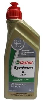 Pneu Castrol Syntrans B 75W