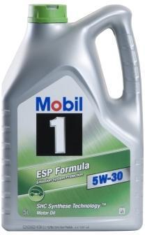 Pneu Mobil 1 ESP FORMULA 5W-30