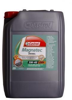 Pneu Castrol MAGNATEC Diesel
