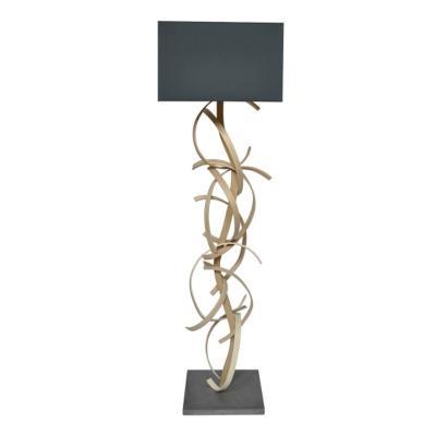chaise charlotte city gris x2. Black Bedroom Furniture Sets. Home Design Ideas