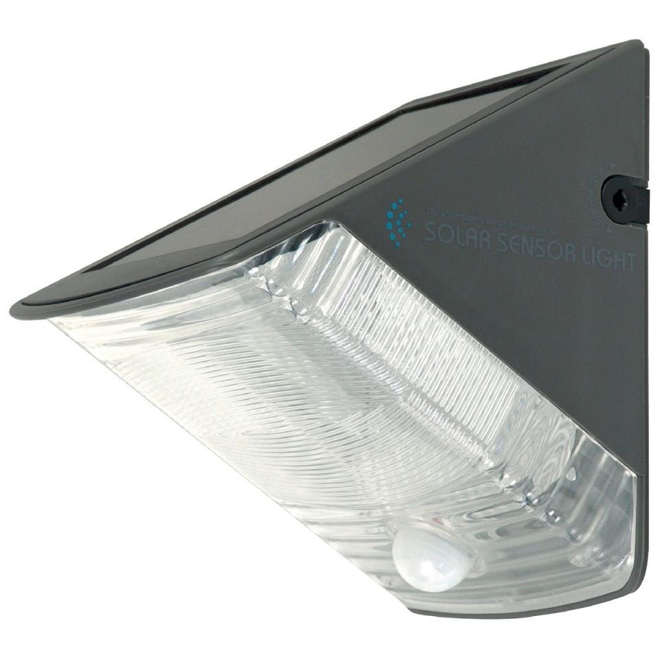 xanlite applique solaire 250 lumens. Black Bedroom Furniture Sets. Home Design Ideas