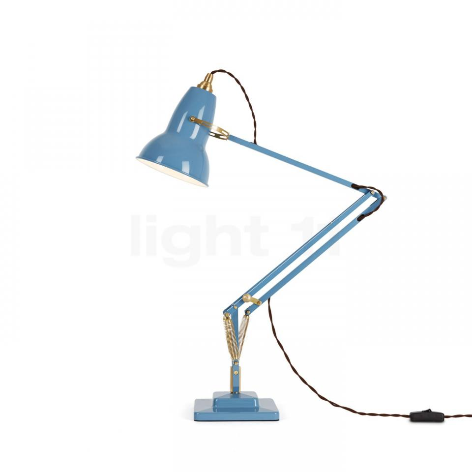 Anglepoise c 30885 duo suspension e27 240 v rouge avec cble for Lampe de bureau originale