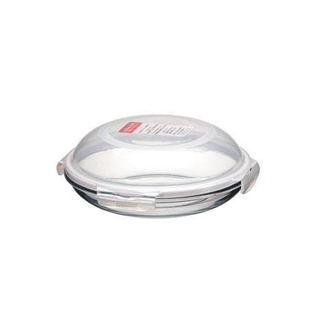 Plat Assiette ronde en verre