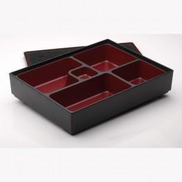 Boîte bento plastique