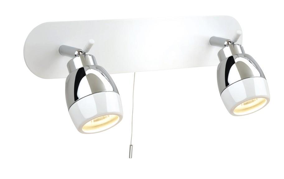 Recherche lumieres du guide et comparateur d 39 achat for Applique murale 2 ampoules