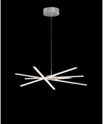 Lustre 5 lampes led Mantra