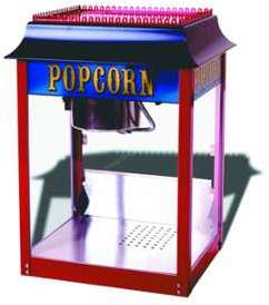 Machine à pop-corn professionnelle