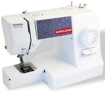 Toyota Machine à coudre Superjeans
