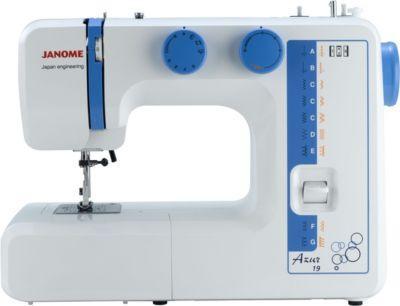 Machine à coudre Janome AZUR