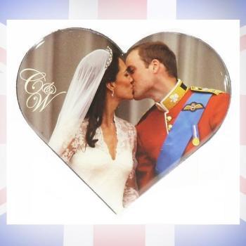 Magnet c ur mariage prince
