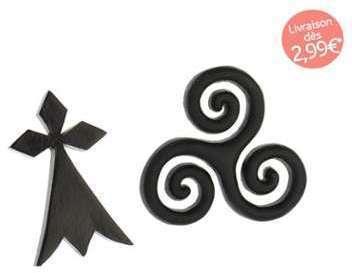 2 aimants symboles bretons
