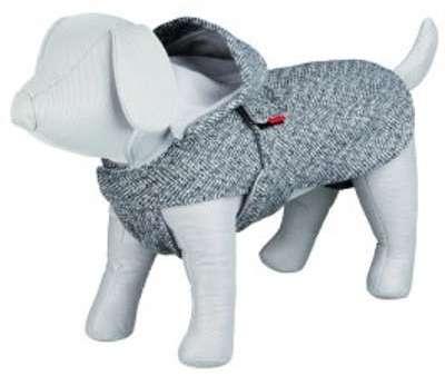 Manteau Rapallo gris en laine
