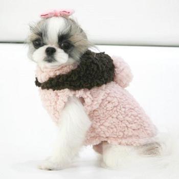 Manteaux pour chiens flocon