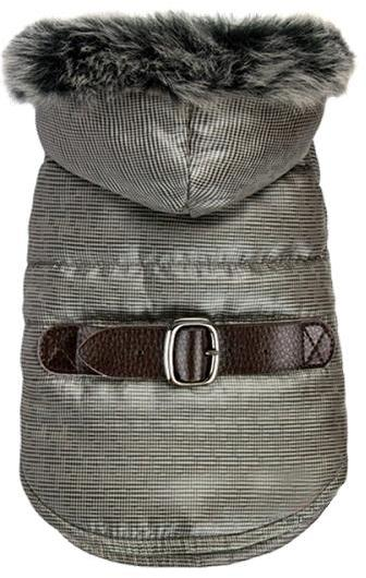 Manteaux pour chiens gris