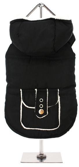 Manteaux pour chiens noir