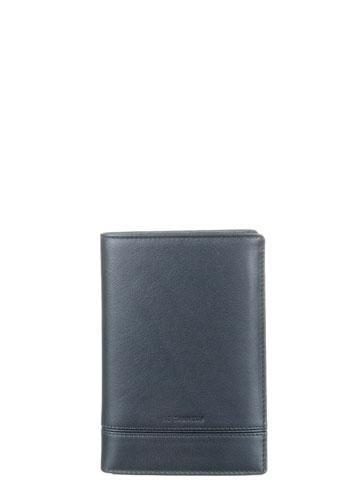 Portefeuille TUJ-3300 Noir