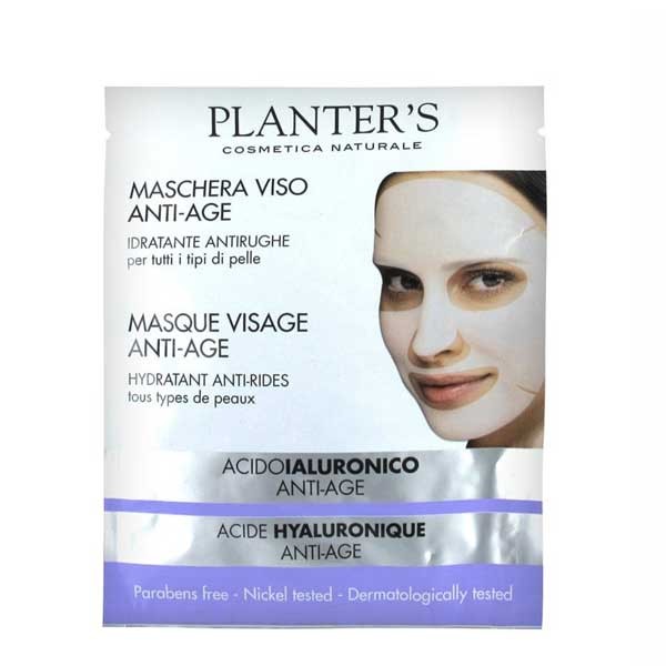 acide hyaluronique masque visage anti age