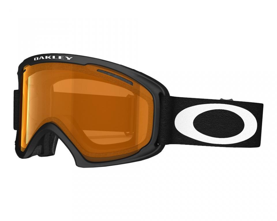 Oakley O2 XL Noir Mat Persimmon