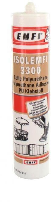Colle gel polyuréthane ISOLEMFI