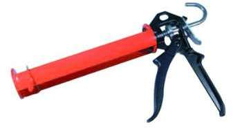 Pistolet silicone de chantier