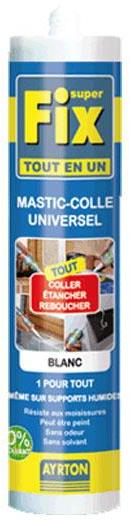Mastic-colle MS Polymère 290mL