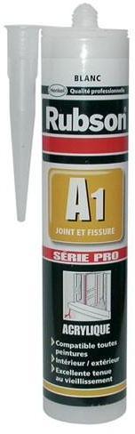 Mastic A1 - acrylique - professionnel