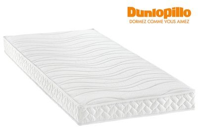 dunlopillo matelas dpack 12 cm 90x190. Black Bedroom Furniture Sets. Home Design Ideas